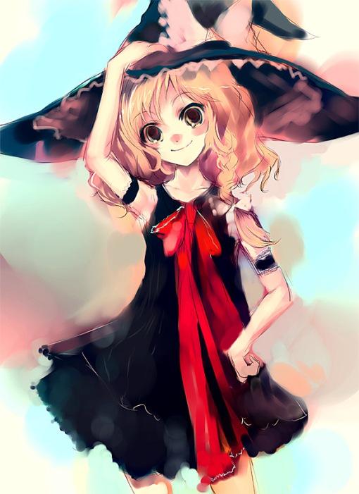 Kirisame Marisa by Nokishita