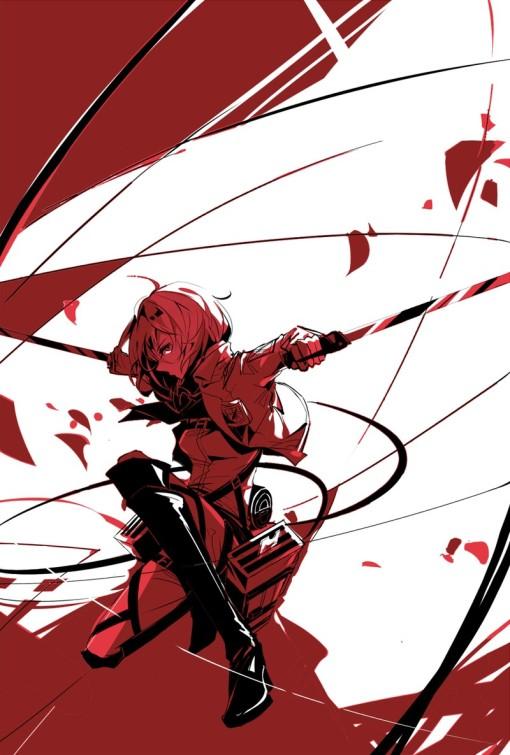 Mikasa Ackerman (kristin13 (koushui13))