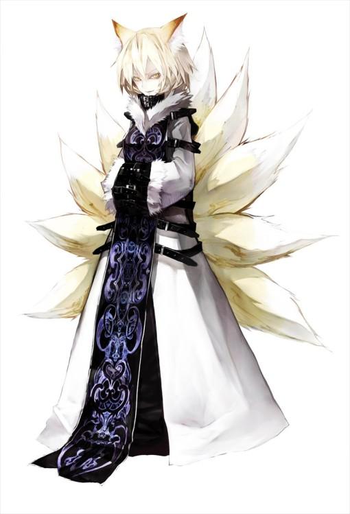 Yakumo Ran (banpai akira)