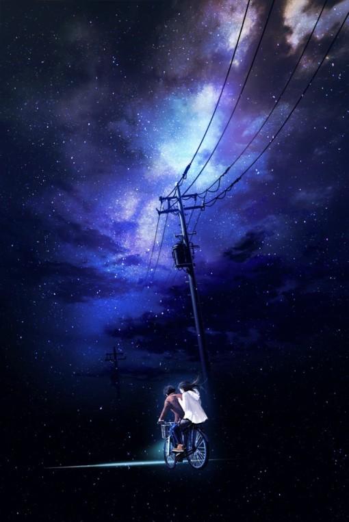 Starry Sky (technoheart)